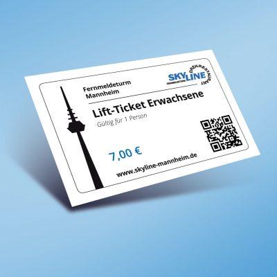 Lift-Ticket Erwachsene